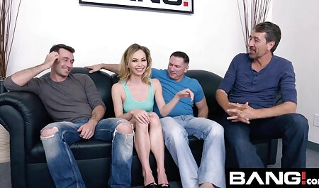 तीन BFFs के साथ कोल्ड स्लंबर पार्टी हिंदी सेक्स हॉट मूवी में लेस्बियन स्क्वर्ट है